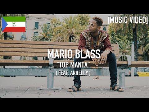 Mario Blass - Top Manta ( Feat. Arhelly ) [ Music Video ]