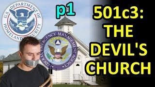 501c3: The Devil's Church (2019) p1   8-18-19