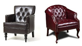 Top 5 Best Leather Club Chairs 2019 And 2020