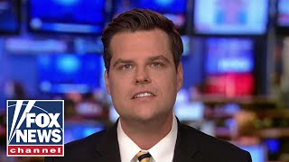 Gaetz speaks out after being booted from impeachment inquiry hearing