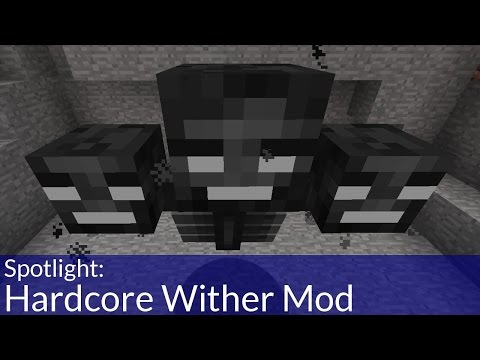 How to Make the Wither Fight More Difficult in Minecraft