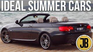 Top 10 CHEAP Convertible Cars for SUMMER FUN (Under £5,000)