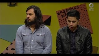 Central 11 TV - The Chamanas en la Central
