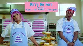Diplo - Worry No More feat. Lil Yachty & Santigold (BEST Clean Mix)