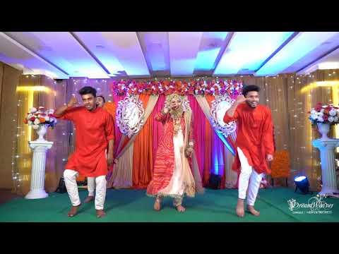Team Groom - Teri Aakhya Ka Yo Kajal | Holud of Samiul & Farzana