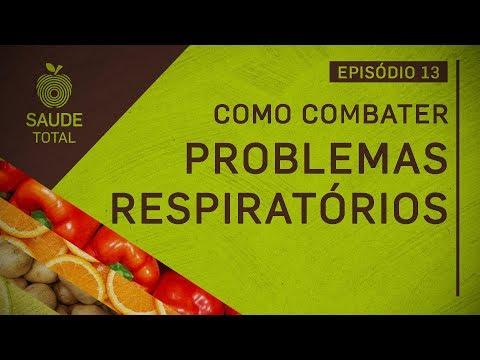 Problemas Respiratórios - Saúde Total