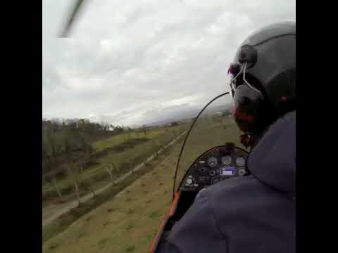 Preview video Epifania in Autogiro - La befana su ELA 07S