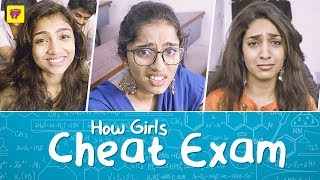 How Girls Cheat in Exams | Big Boss Spoof | Girl Formula | Chai Bisket