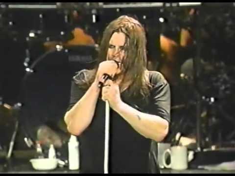 Ozzy Osbourne   I Just Want You live)