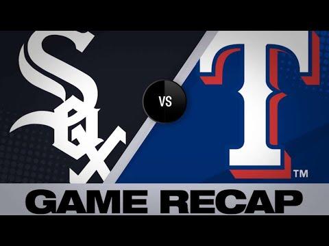 Mazara's 2 homers power Rangers to 6-5 win | White Sox-Rangers Game Highlights 6/22/19