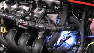 2009 Chevy hhr CAN bus testing No crank No start no communication