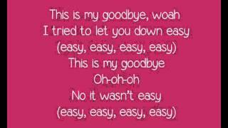 Antoine Clamaran - This Is My Goodbye Ft Fenja (Lyrics)