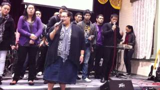 Look At Me Inside - Frontline (Papatoetoe A.O.G, Salt Ministry)