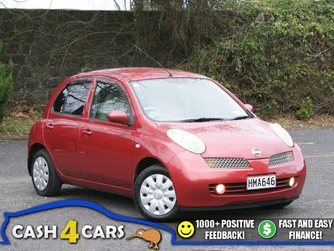 2005 Nissan March / Micra! 1.2 Auto! $1 Reserve!! ** $Cash4Cars$Cash4Cars$ ** SOLD **