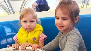 ВЛОГ  СОЧИ парк Развлечения для детей и взрослых Алина хочет в бассейн VLOG