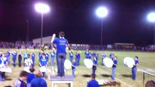 Peaster High School, TX, Marching Band 2011