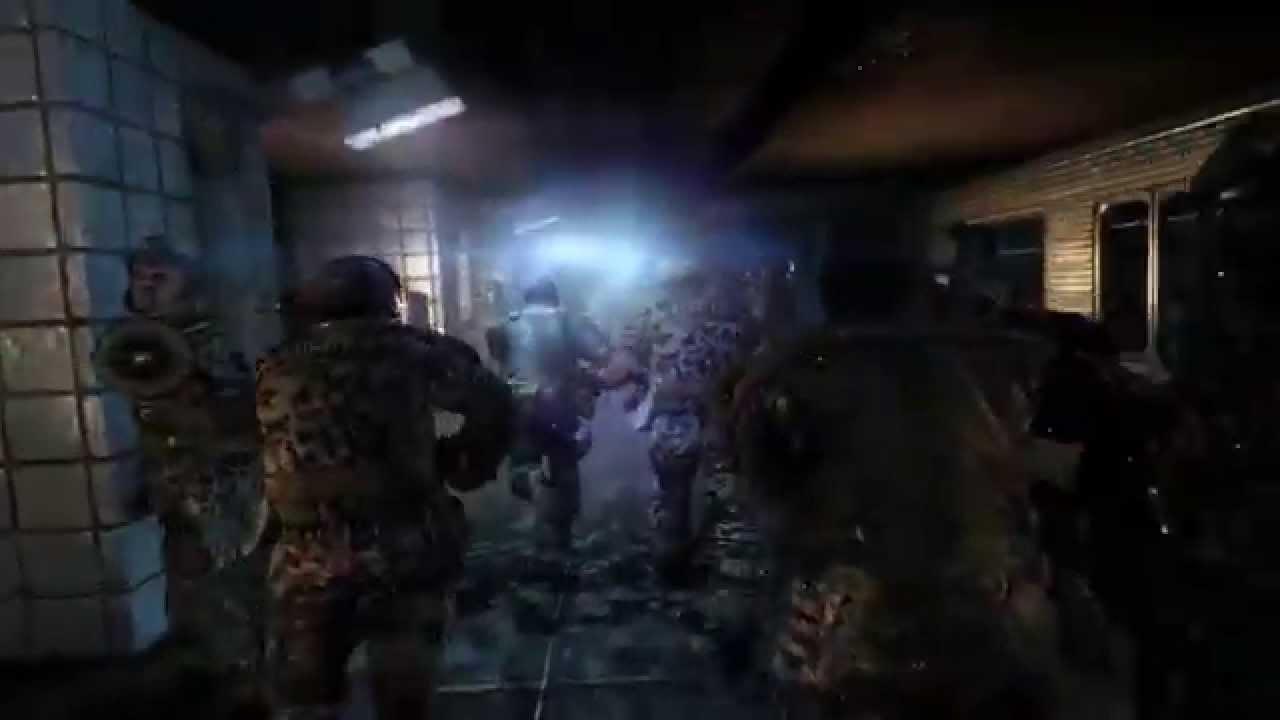 Обложка видео Сюжетный трейлер Metro Redux