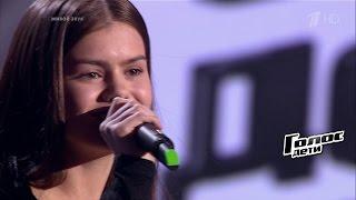 София Ермак «Derniere Danse» - Слепые прослушивания - Голос.Дети - Сезон 4
