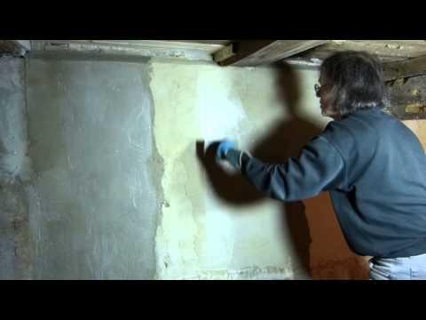 Kalkanstrich, Kalkfarbe herstellen, kälken, freskaler Kalkanstrich,