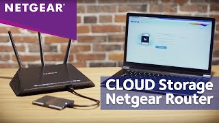 How to Setup ReadyCLOUD Storage on NETGEAR Nighthawk Wireless Routers