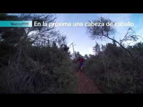 BTT Peña el PALO: Puig - Pueblo de Castellterçol - Puig