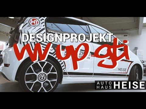 Wagner Tuning - VW UP GTI - Designprojekt von Wagner Tuning und Autohaus Heise