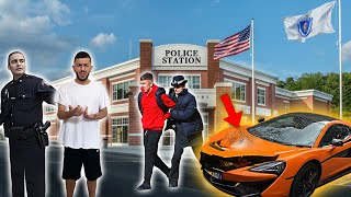 We CAUGHT the Hater that DESTROYED My New Car...