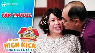 Gia đình là số 1 sitcom | tập 14 full: cười ngất khi Việt Anh lỡ tay úp bánh kem vô mặt Phi Phụng