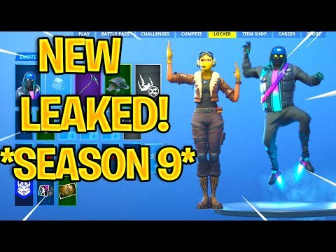 Fortnite Leaked Skins | STAMP TUBE