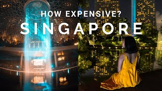 WORLD'S Most Expensive Country? - Cost For Foreigners 🇸🇬