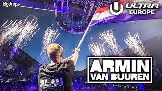 Armin van Buuren drops only live at @Ultra Europe 2018