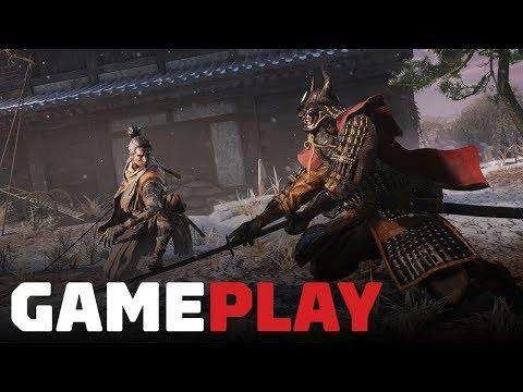 6 Minutes of Sekiro: Shadows Die Twice Gameplay - Gamecom 2018