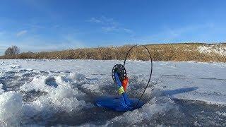Куда поехать на рыбалку в волгограде зимой