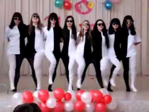 optische illusie dans
