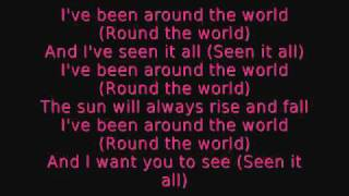 Aqua - around the world lyrics