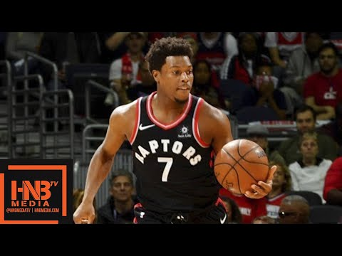 Toronto Raptors vs Washington Wizards Full Game Highlights / Game 4 / 2018 NBA Playoffs