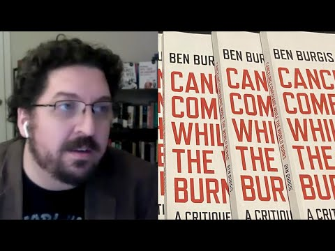 "Ben Debunks Critics Of ""Cancelling Comedians While The World Burns"""