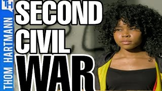 Who Is Behind America's Second Civil War