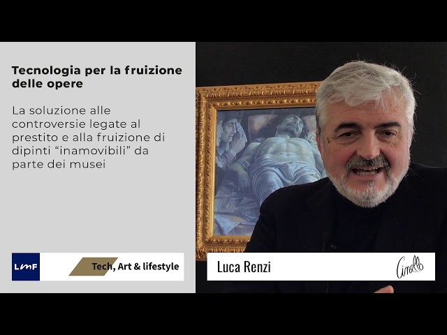 Tech, Art & Lifestyle 2019 - Luca Renzi (Cinello)