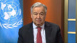 UN Secretary-General's Call for Global Ceasefire Gains Support