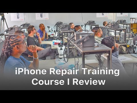 REWA Cell Phone Repair Training Course Review - YouTube