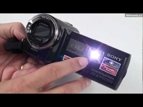 Videokamera Sony HDR-PJ580VE