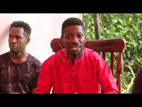 Bobi Wine asks artists to use music for change
