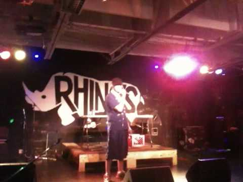 "MC Topher - ""Nikon Kids/Light Up/Paul Revere"" Live @ Rhino's Bloomington, IN 7-31-10"