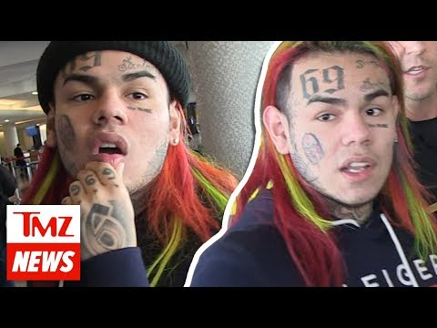 Dash Cam Video Shows Tekashi 6ix9ine's Kidnapping, Snitching Continues | TMZ NEWSROOM TODAY