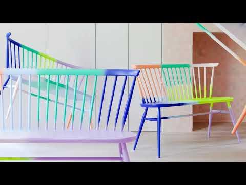 Introducing: The LOVE Seat ercol & 2LG Studio Collaboration thumbnail