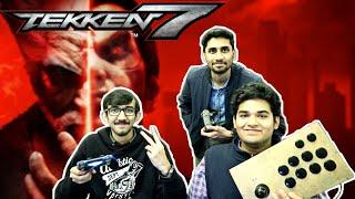 Tekken 7 Crazy Matches With My Friends (Hindi/Urdu)