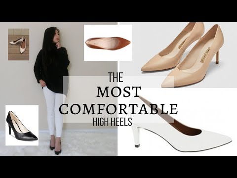 The Most Affordable & Comfortable High Heels Review | Zara | Sesto Meucci | Alexa Style Book