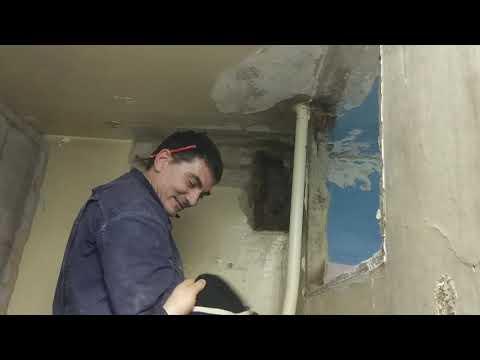 Перенос стояка ГВС в ванной комнате Москва