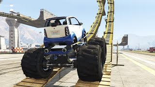 PANTO MONSTER TRUCK & MORE (GTA 5 Mods)